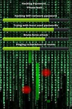 WiFi黑客模拟