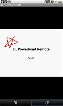 BL PowerPoint 远端遥控