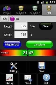 Fat Calc Plus