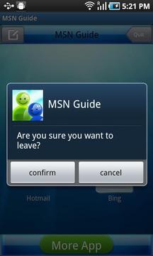 MSN 导航
