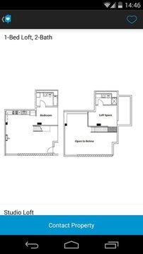 公寓及租主页搜索