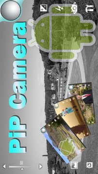 PiPCamera【Overlay and Silent】