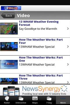 13WHAM Weather Authority