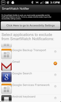 SmartWatch Notifier