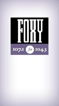 Foxy 107.1/104.3 - Raleigh