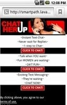 Chat Her UP