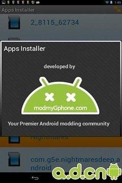 Androidin软件安装器  Apps Installer