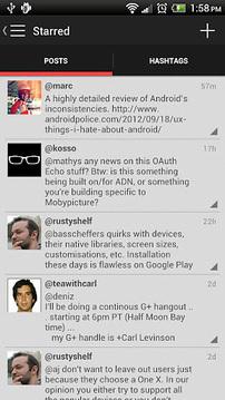 Hooha for App.net