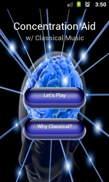 Concentration Aid w/ Classical