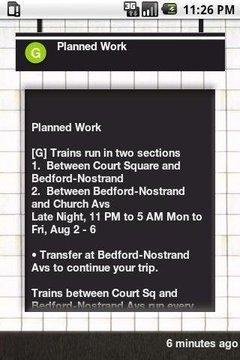 纽约地铁定位