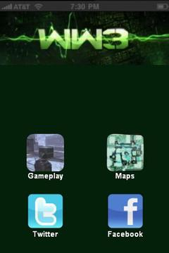 Modern Warfare 3 Maps