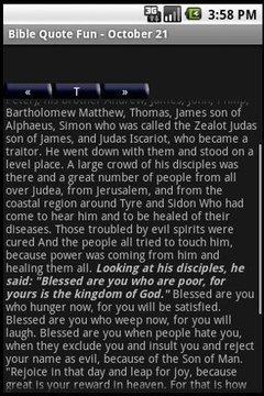Bible Quote Fun!