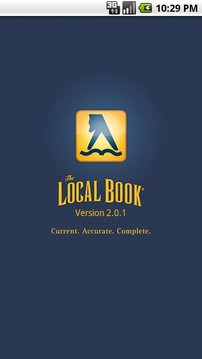The Local Book Yellow Pages