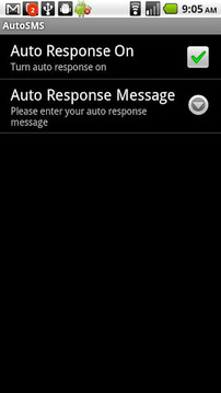 AutoSMS - Auto Reply