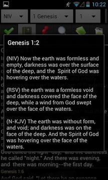 Bible QT Eng