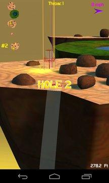 3D岩盘高尔夫