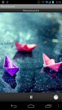 빗소리 RainySound