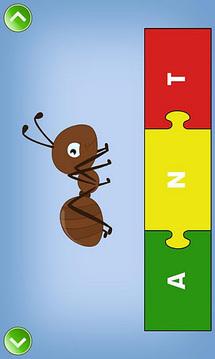 儿童声学英语游戏