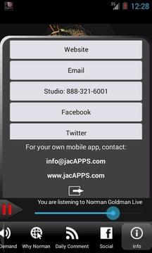 Norm App