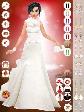 Barbie - 芭比婚礼化妆与服饰