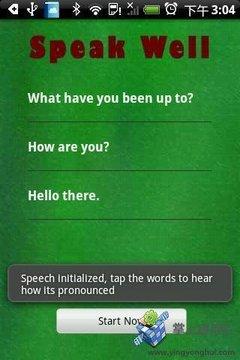 标准发音 Speak Well