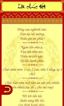 Lời chúc Tết Việt Na...