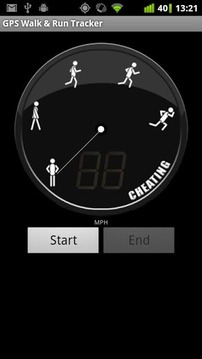 GPS Walk and Run Tracker
