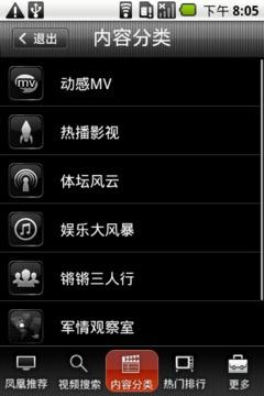 凤凰移动台 - PhoenixTV Mobile