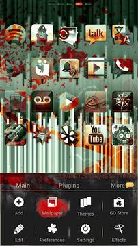 Zombie ICS GO Launcher