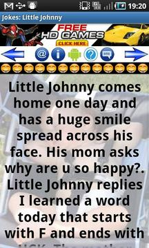 Little Johnny Jokes