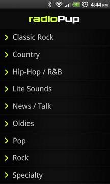 radioPup(Beta版)
