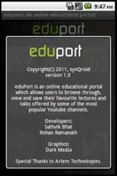 eduPort