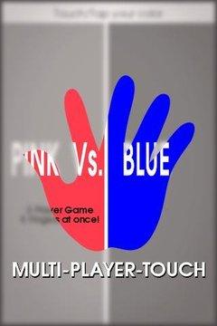 Multiplayer Games Pink Vs Blue