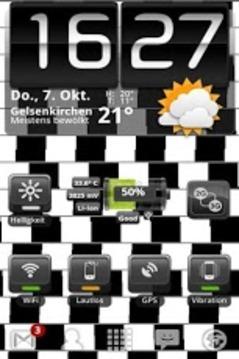 CrazyChessboard Live Wallpaper
