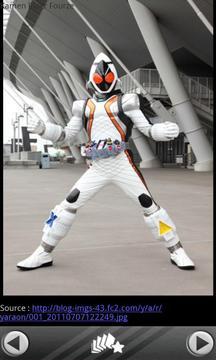 [SymiFac] Kamen Rider Gall