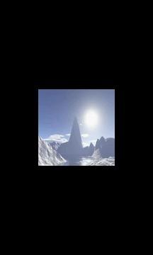 雪山パズル