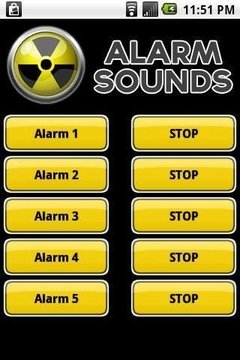 Alarm Sounds