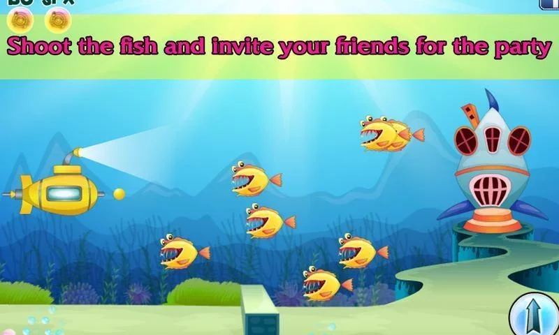 美人鱼海底世界派对
