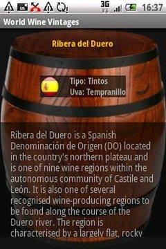 World Wine Vintages