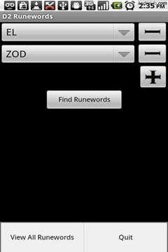 Diablo II Runewords