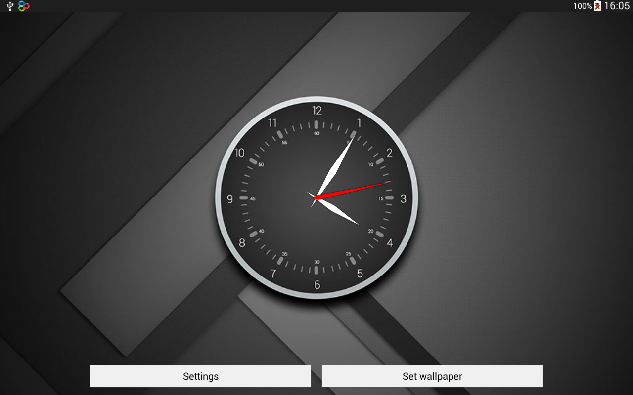 黑与白钟下载2019安卓最新版_黑与白钟时间官流行性感冒发生手机图片