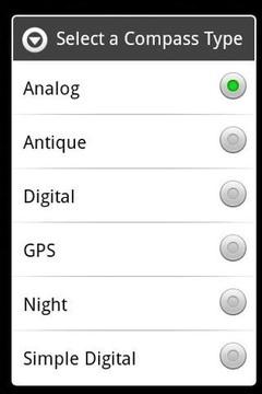 手机指南针for android
