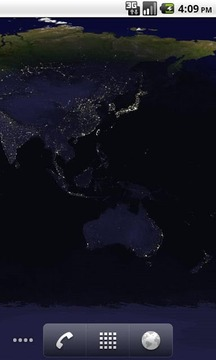 Earth at day and night FREE