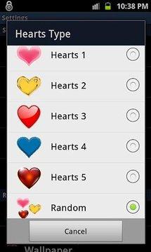 Hearts Falling