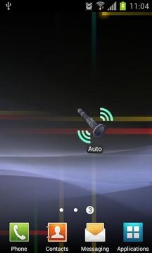 Widget Auto Torch