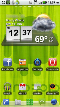 Android 1 GO Launcher