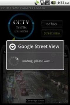 中央电视台交通相机伦敦