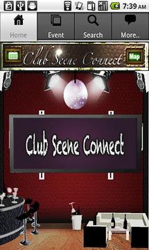 Club Scene Connect