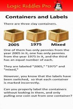 Logic Riddles