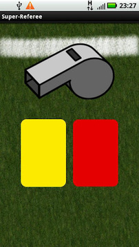 Super-Referee, Football